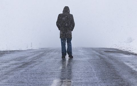 Why Winter Days Darken Your Mood