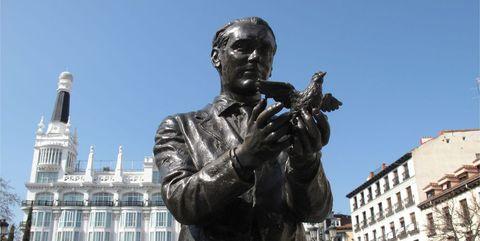 Las 20 Mejores Frases De Federico Garcia Lorca