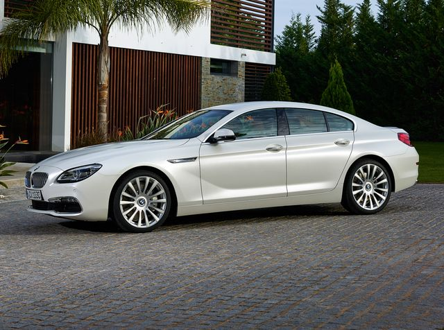 2019 Bmw 6 Series Gran Coupe Review Pricing And Specs