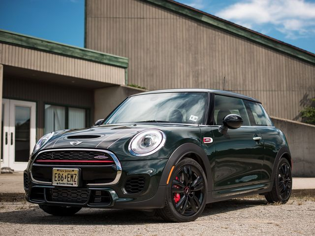 2019 Mini Cooper Jcw Review Pricing And Specs