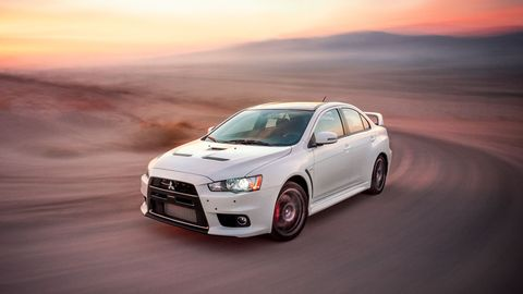 Mitsubishi Motors Latest Models >> New Mitsubishi Vehicles Models And Prices Car And Driver