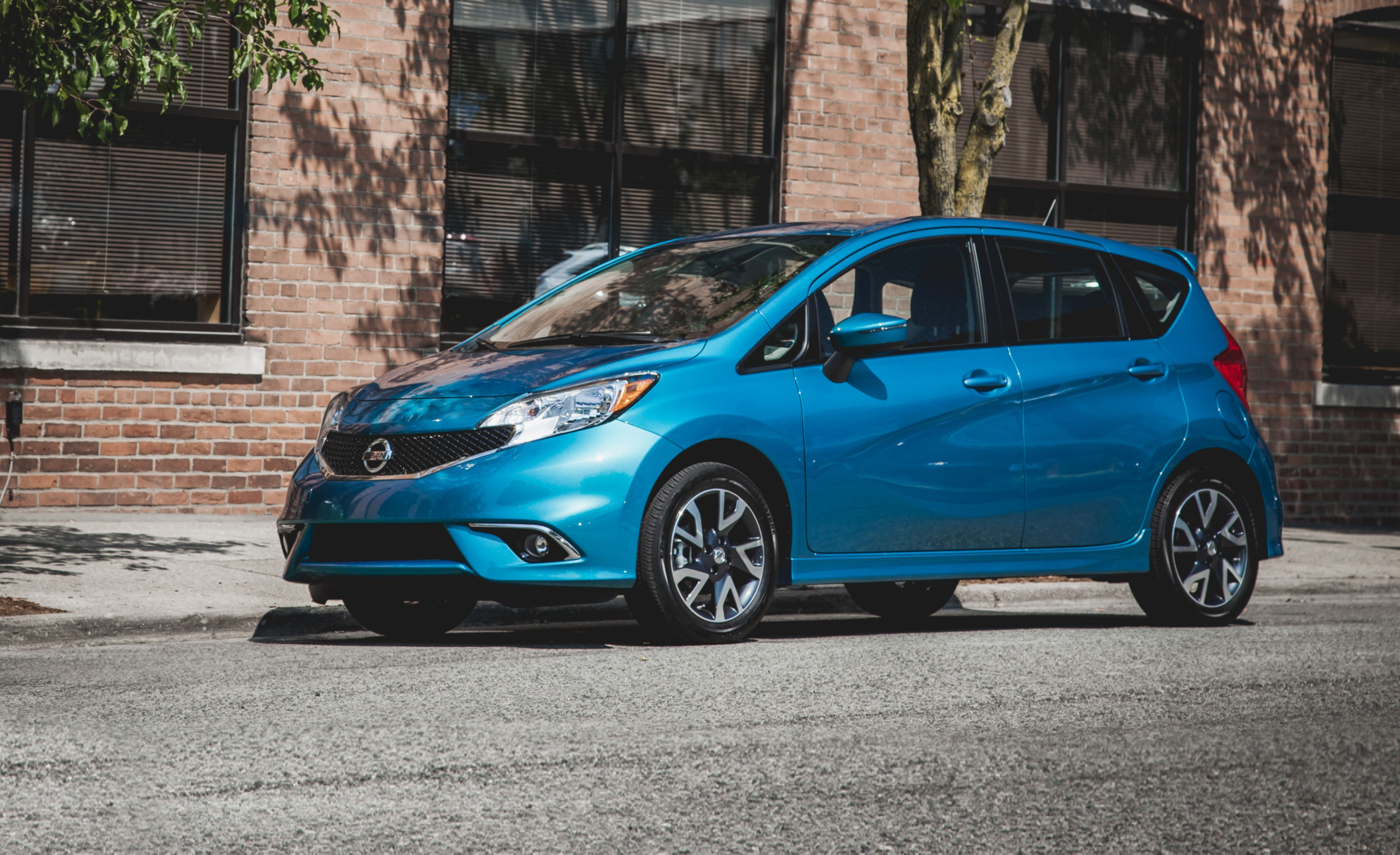 2019 Nissan Versa Note Review Pricing And Specs
