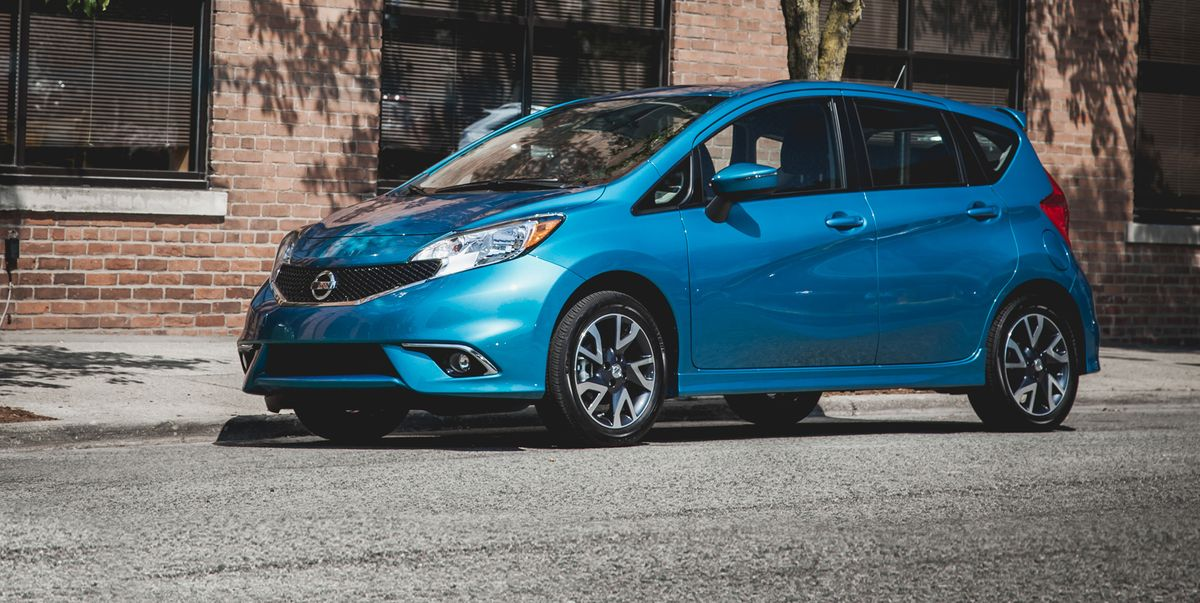 2019 Nissan Versa Note Review, Pricing, and Specs