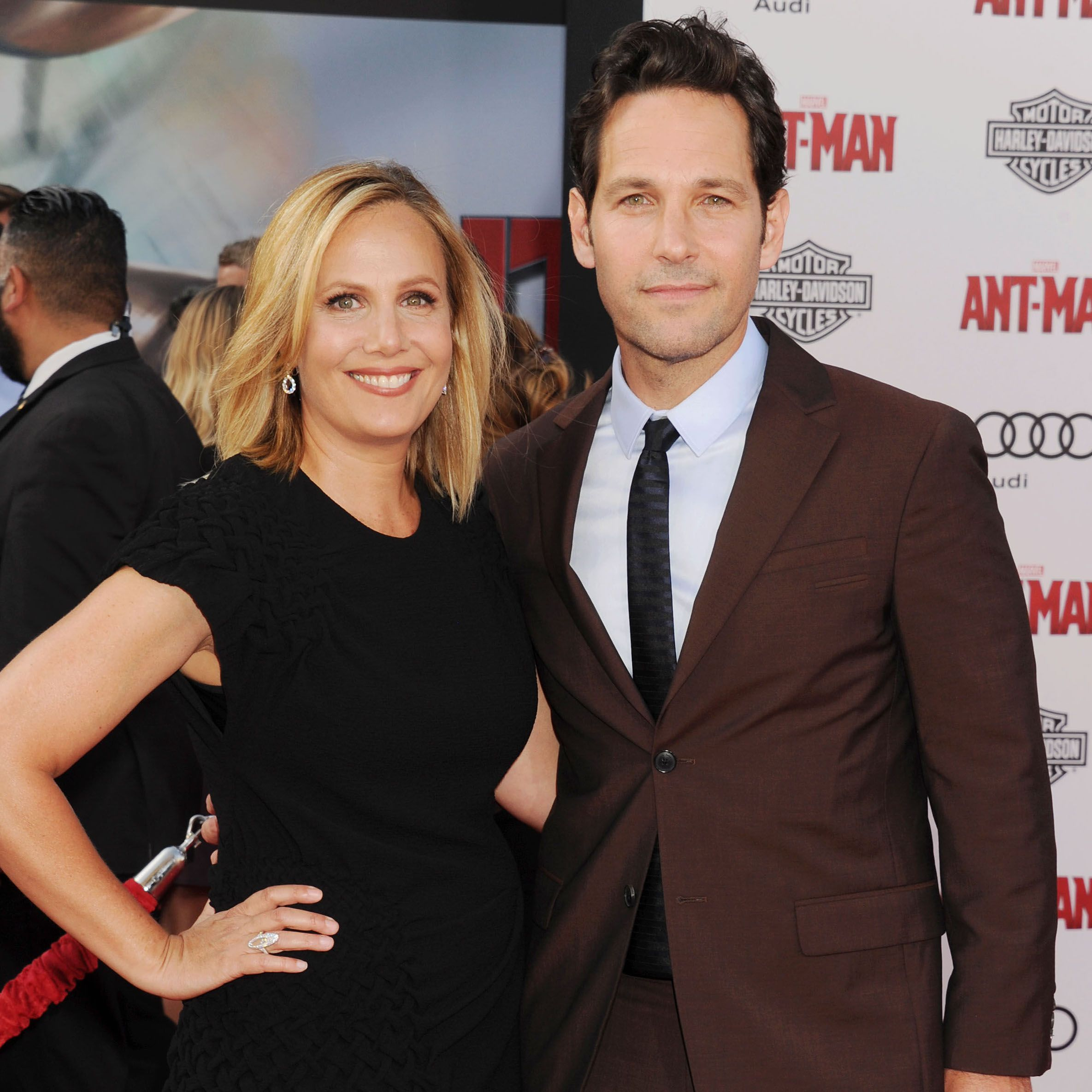 Who Is Paul Rudd S Wife Julie Yaeger A Rare Look At The Avengers Star S Family Life