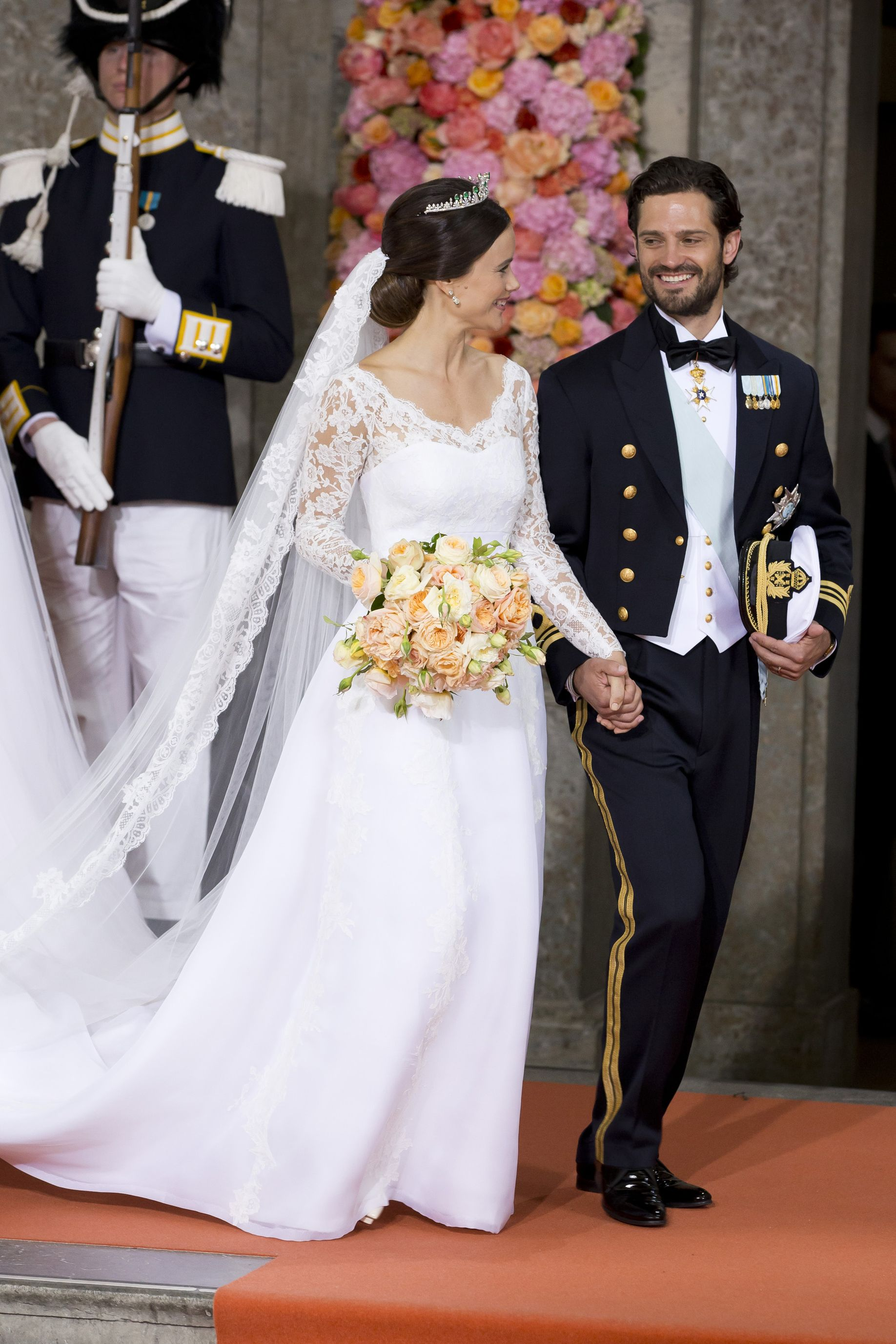 30 MOST Astonishing Royal Wedding Gowns – Newschronic | Trending ...