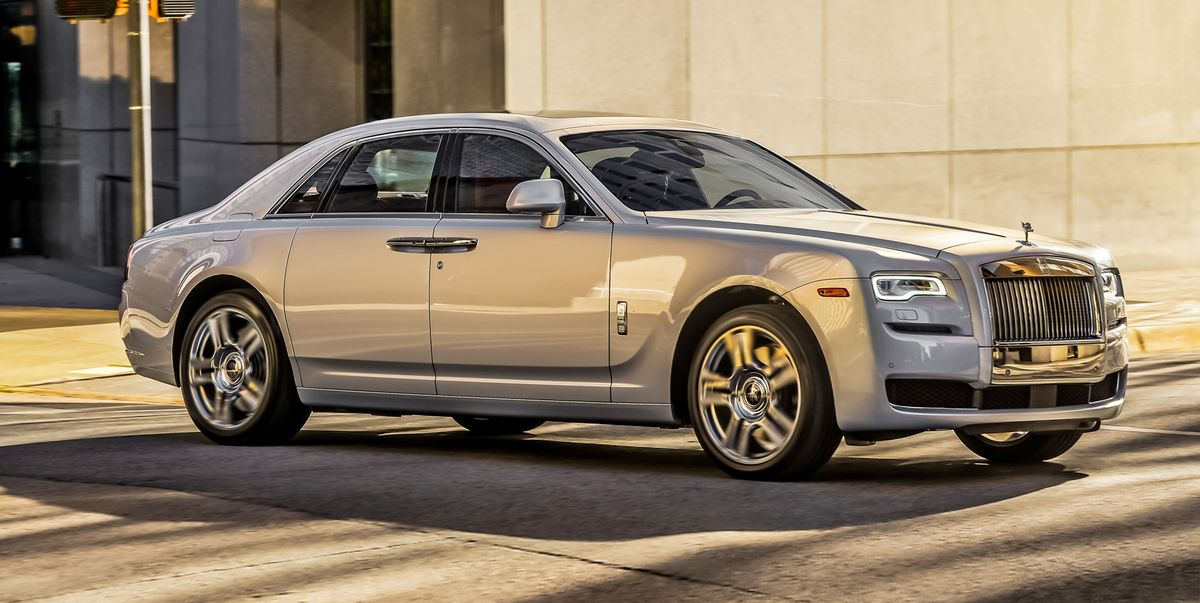Rolls Royce Wraith 0 60 >> 2019 Rolls Royce Ghost Series Ii