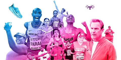 2015: The year in running