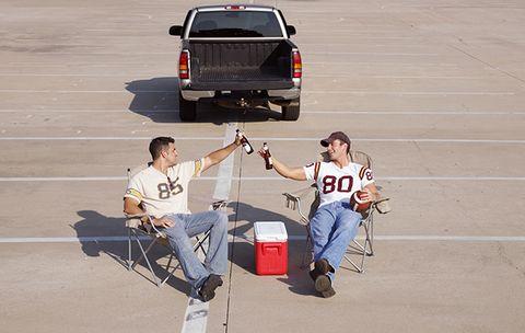 The Men's Health Super Bowl XLIX Drinking Game