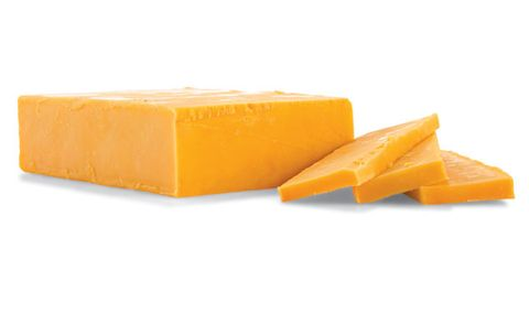 Cheddar Cheese Nutrition Facts