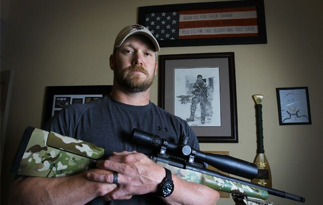 The Heart-Breaking 911 Call after the American Sniper's Death