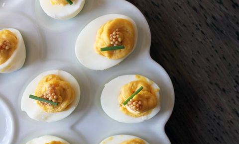 The Secret to Awesome Deviled Eggs