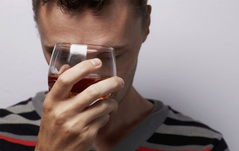 Doctors Explain the Strange Thing That Happens to Your Face When You Drink