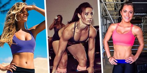 10 Instagram Ladies Who Could Kick Your Ass