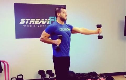 The Upper-Body Exercise That Will Make Your Muscles Scream