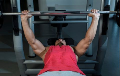 3 Reasons You're Not Benching Bigger Numbers