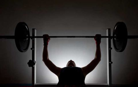 The Forgotten Piece of Weight-Lifting Advice That Will Make You Stronger