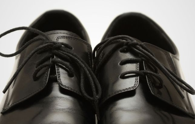 Black Shoes Work with Chinos And Jeans