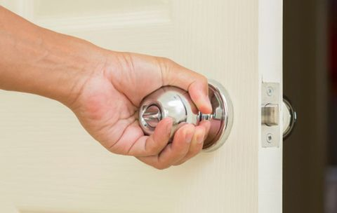 How To Fix A Loose Doorknob Men S Health