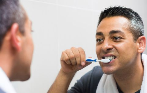the right way to brush your teeth
