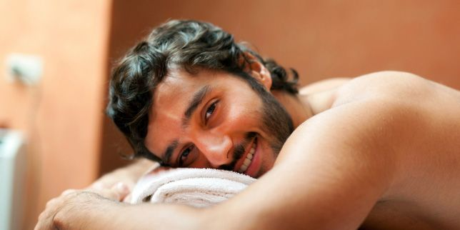 6 Weird Spa Treatments Made Just For Men