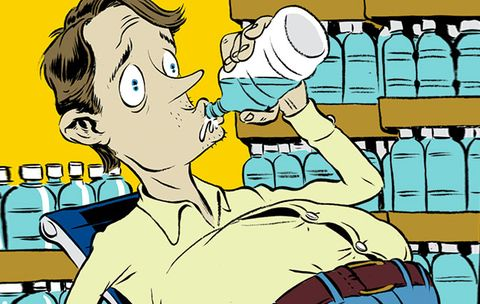 You Don't Need That Much Water (and Other Healthy Habits You're Doing Wrong)
