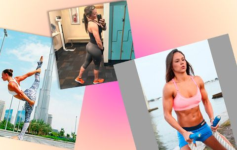 10 Beautiful Women Who Will Make You Want to Hit the Gym