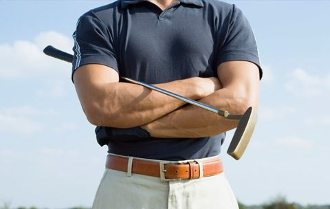 The Men's Health Golf Workout