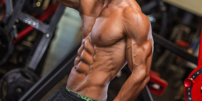 5c34901d How to Get Six-Pack Abs   Men's Health