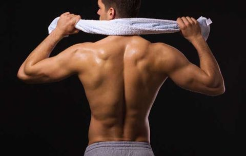 The Fit Man's Back-Saving Workout