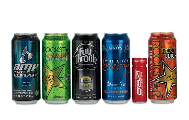Do energy drinks affect sex