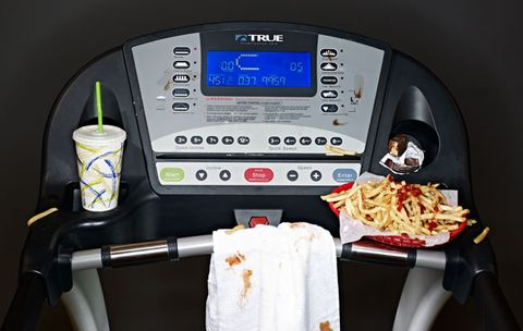 Is Fast Food Good After a Workout?