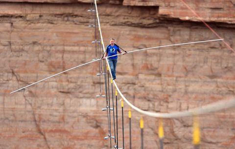 Career Advice from a Tightrope Walker