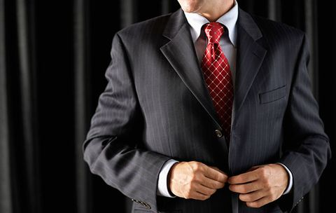 10 Rules to Look Good in a Suit