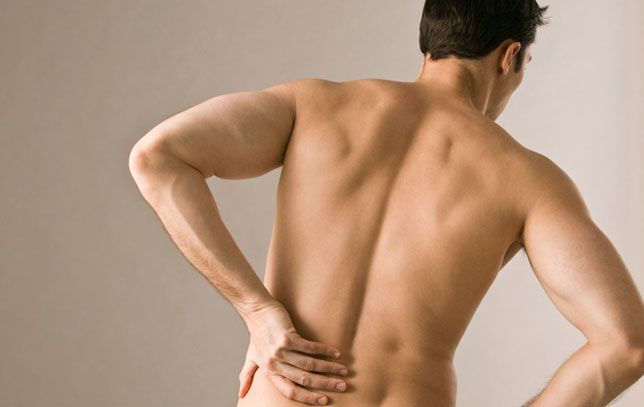Image result for lower back pain male