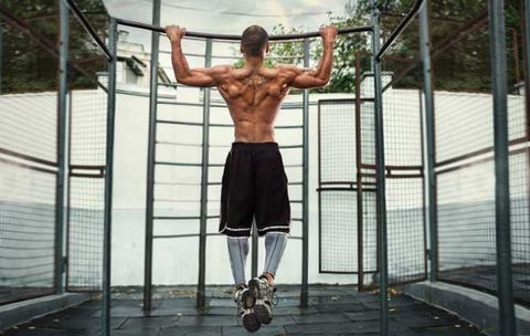 4 Ways to Become a Pullup Powerhouse