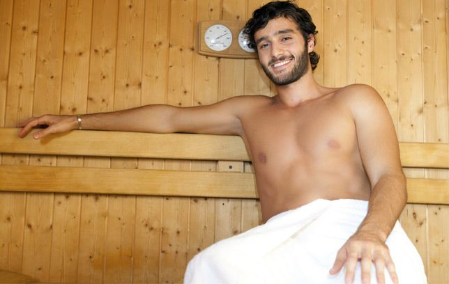 How Saunas Can Help Your Heart