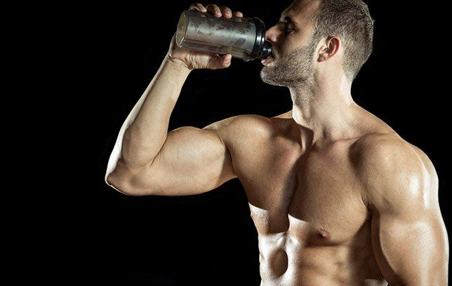 The Super Shake That Helps You Build Muscle Faster