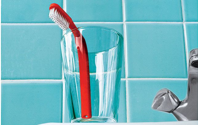 How Clean Is Your Toothbrush