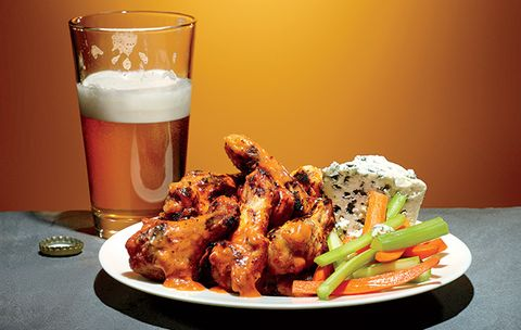 Skip the Bar Food, You Can Make Better Hot Wings at Home