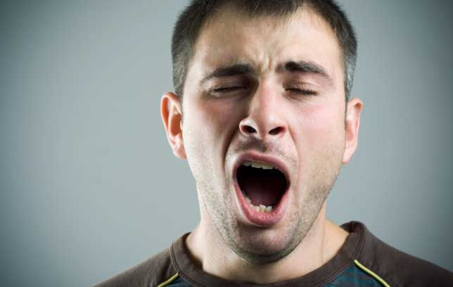 What Makes You Yawn When You Work Out?