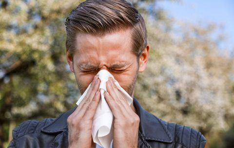 How Your Allergies Have Evolved over the Years—and When They'll Strike Next