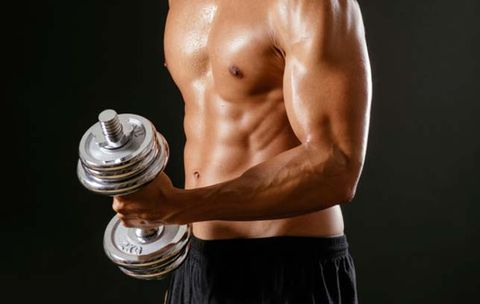 Build Bigger Biceps with Just One Simple Exercise
