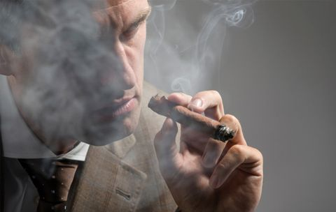 Are Cigars a Safe Substitute for Cigarettes?