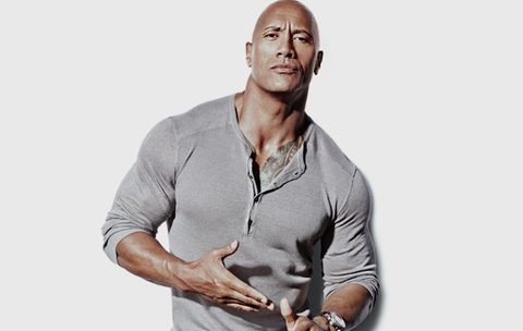 How to Sculpt Sleeve-Busting Muscle Like the Rock