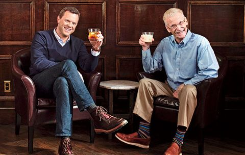 The Five Most Important Drinks You Can Share With Your Father