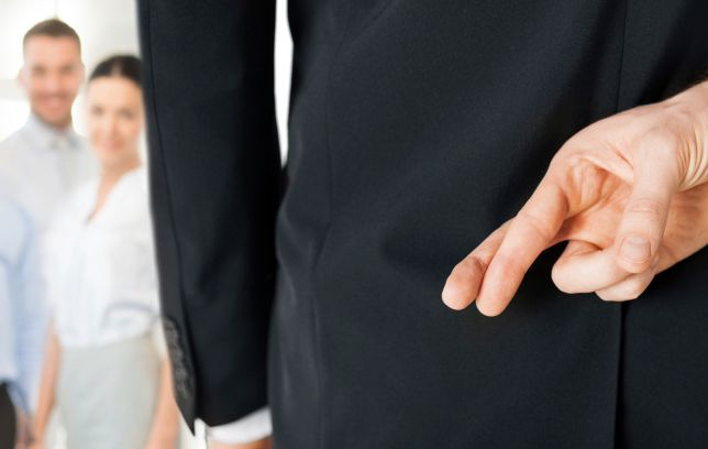 10 Ways Your Boss Lied and Cheated to Get to Where He Is Now