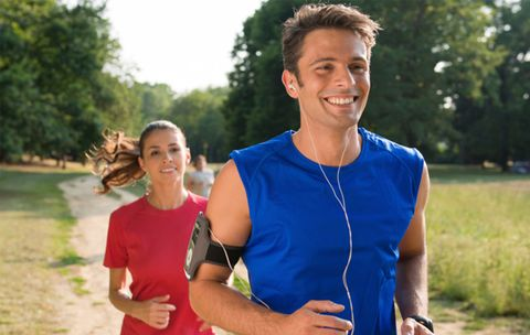 Why Women Love Long-Distance Runners