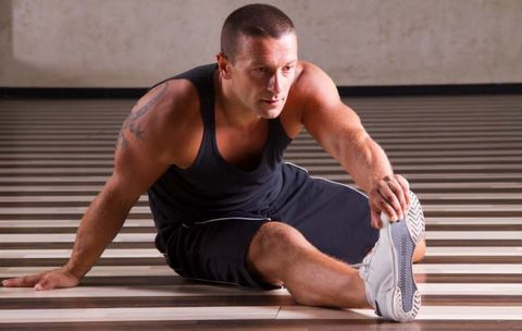 The Two Stretches You Need to Do before a Workout