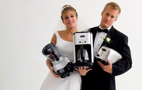 What You Can (and Can't) Ask for on a Wedding Registry