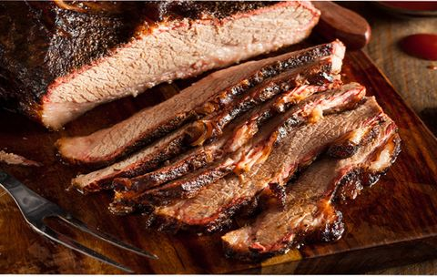 The Best Barbecue of Texas